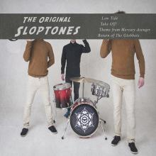 The Sloptones - Low Tide EP