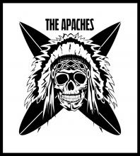 The Apaches - Musica Surfica EP