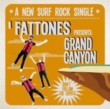I Fattones - Grand Canyon EP