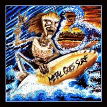 Amphibian Man - Metal Goes Surf