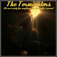 The Terminators - We Are Ready For Anything For the Mafia's Queen EP