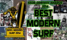 Best Modern Surf Gremmy