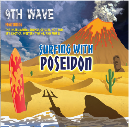 9th Wave - Surfing with Poseidon