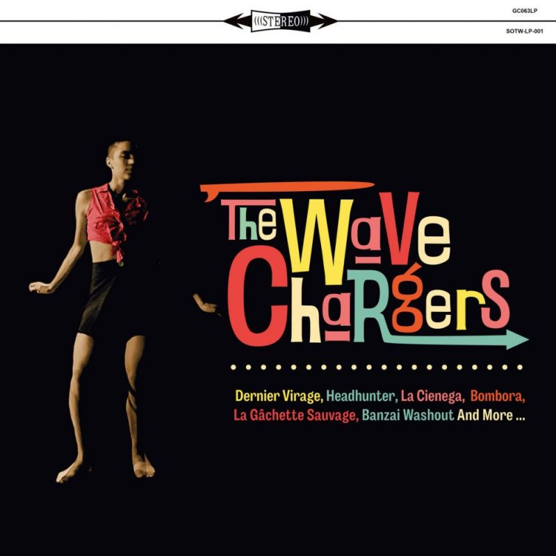 The Wave Chargers - The Wave Chargers